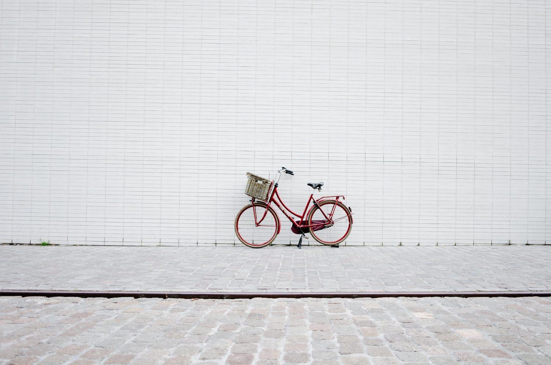 De fiets als aftrekpost