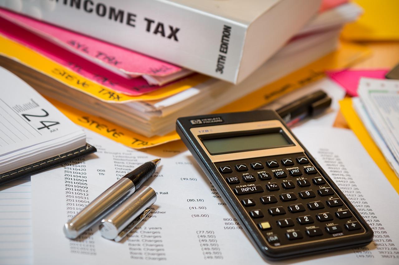inkomstenbelasting zzp'ers