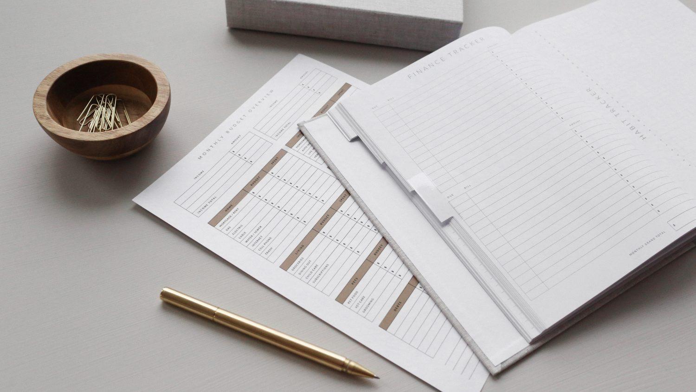 planner belasting en boekhouden